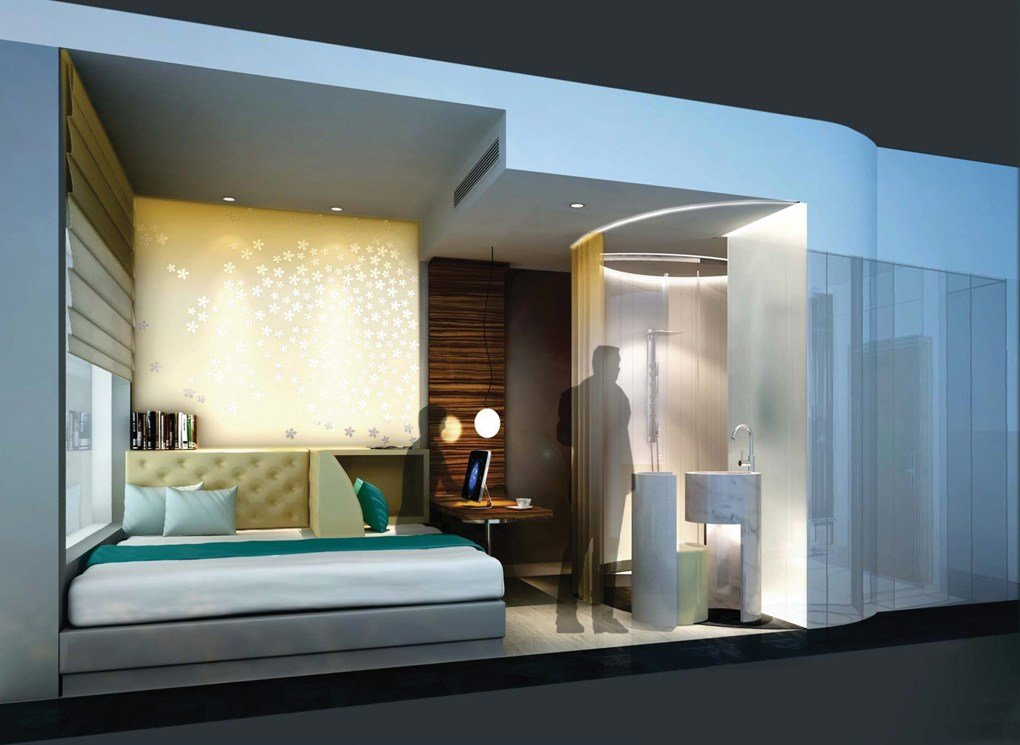 Best Bd Reveals 12 Innovative Hotel Room Designs Of The Future With Pictures