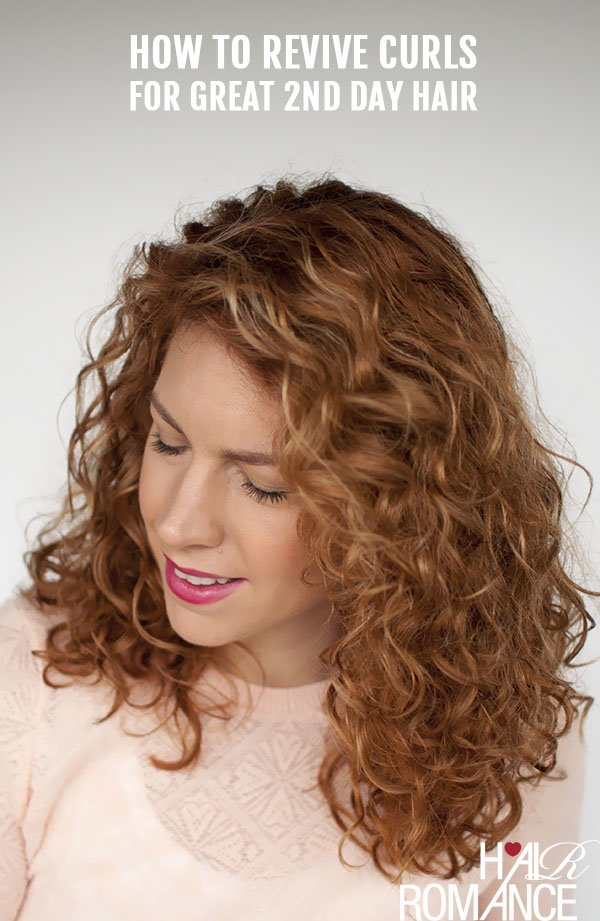 Free Reader Question How Do I Revive My 2Nd Day Curls Back To Wallpaper