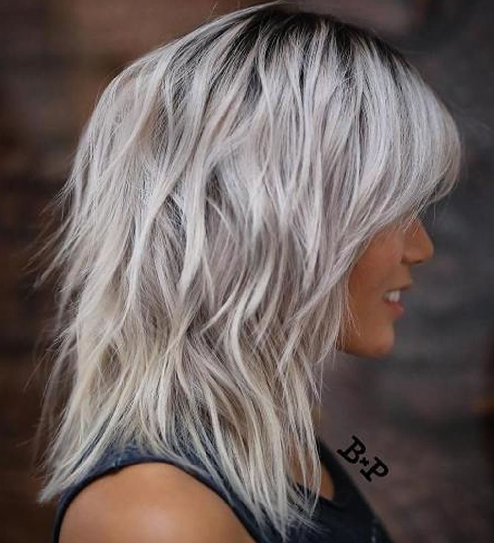 Free 22 Cool Sh*G Hairstyles For Fine Hair 2018 2019 – Hairstyles Wallpaper