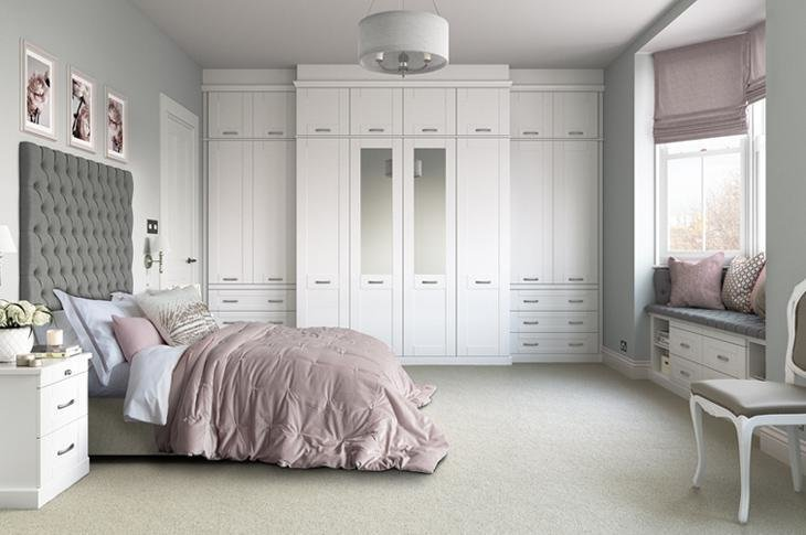 Best Fitted Wardrobes Bedroom Storage Hammonds With Pictures