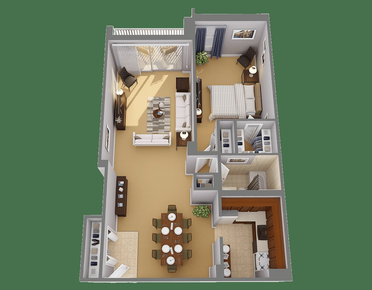 Best One Bedroom Apts In Chevy Chase Md Highland House With Pictures