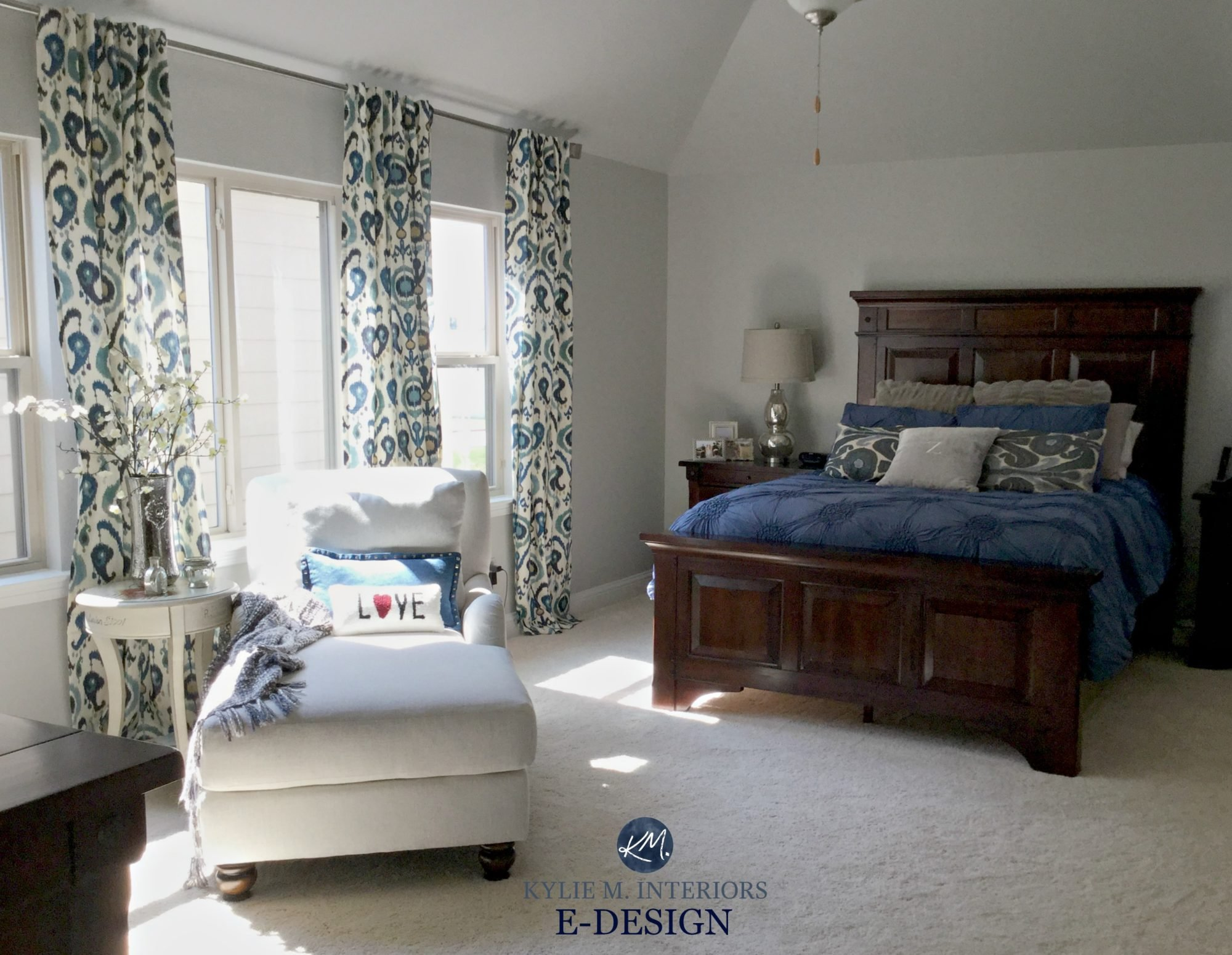 Best Sherwin Williams Repose Gray Master Bedroom With Dark With Pictures