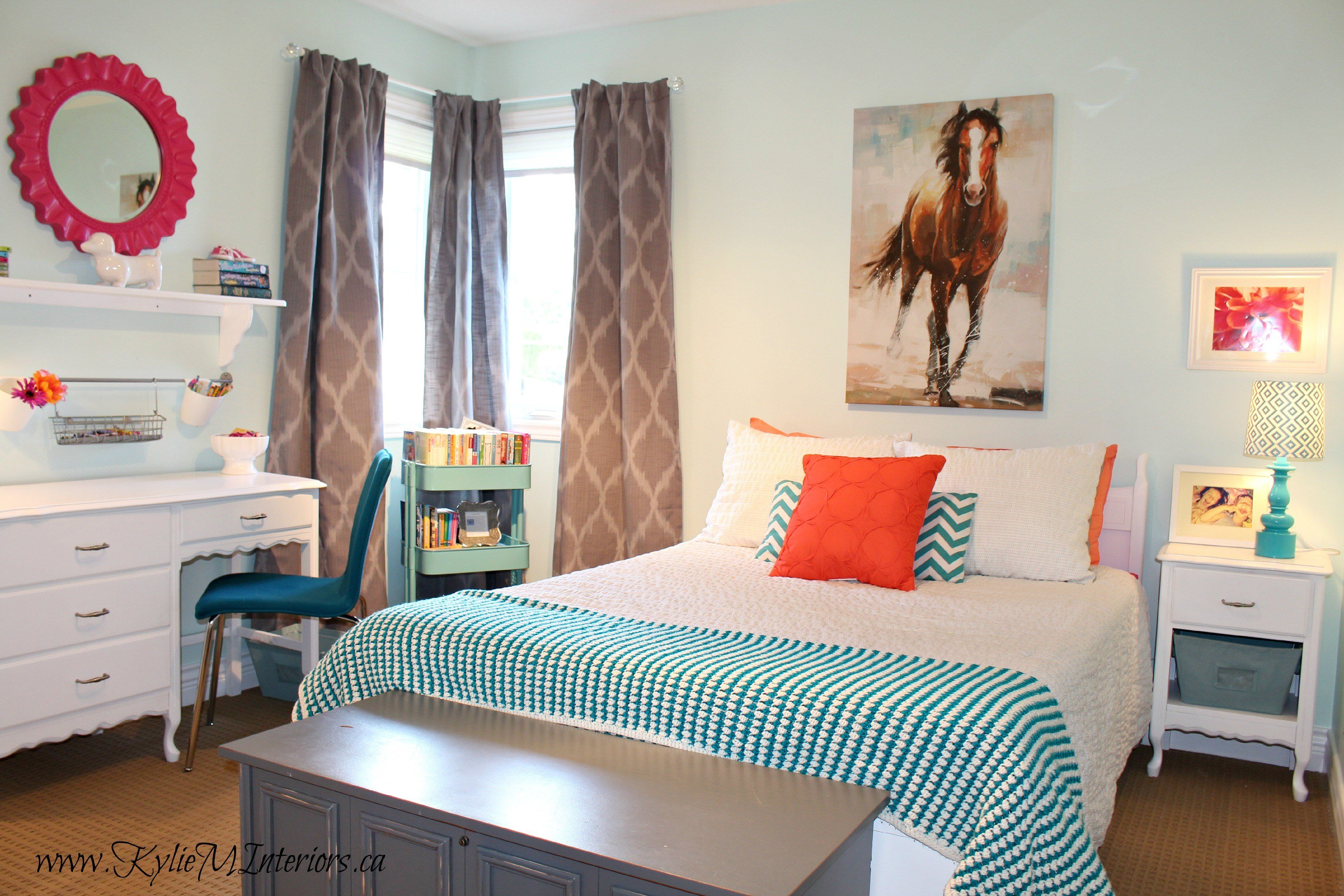 Best Young Girls Tween Bedroom Decorating Ideas Using Icy Moon With Pictures