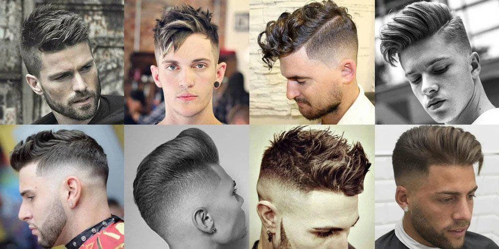 Free Top 23 Different Hairstyles For Men 2019 Guide Wallpaper