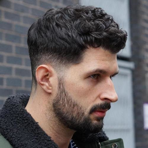 Free 50 Best Curly Hairstyles Haircuts For Men 2019 Guide Wallpaper