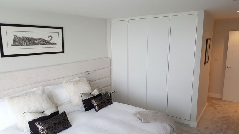 Best Fitted Wardrobes And Bespoke Made To Measure Bedroom Furniture With Pictures