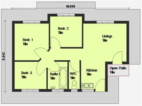 Best Simple 3 Bedroom House Plans And Designs Ideas With Pictures
