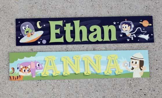 Best Kids Room Signs Girls Boys Door Name Plates Child S With Pictures