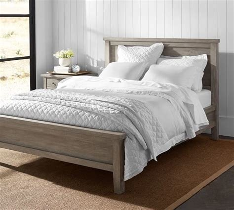Best Farmhouse Bed Pottery Barn With Pictures