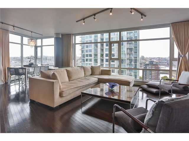 Best 2 Bedroom Condo For Sale In Aquarius Yaletown 2607 198 With Pictures