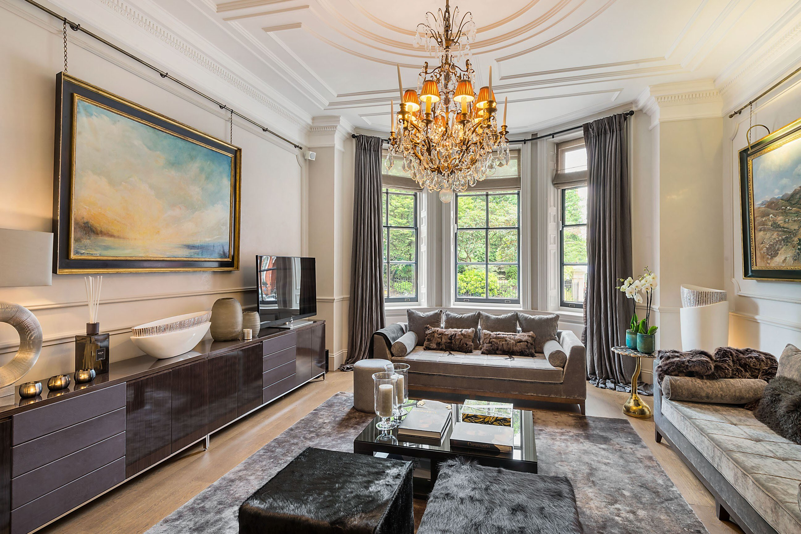 Best 3 Bedroom Flat For Sale In Cadogan Square Knightsbridge With Pictures
