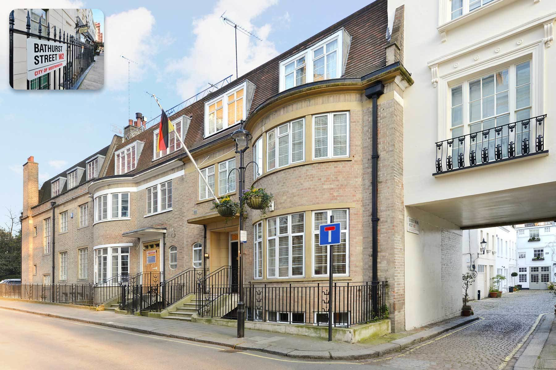 Best 6 Bedroom House Bathurst Street Hyde Park W2 Plaza With Pictures