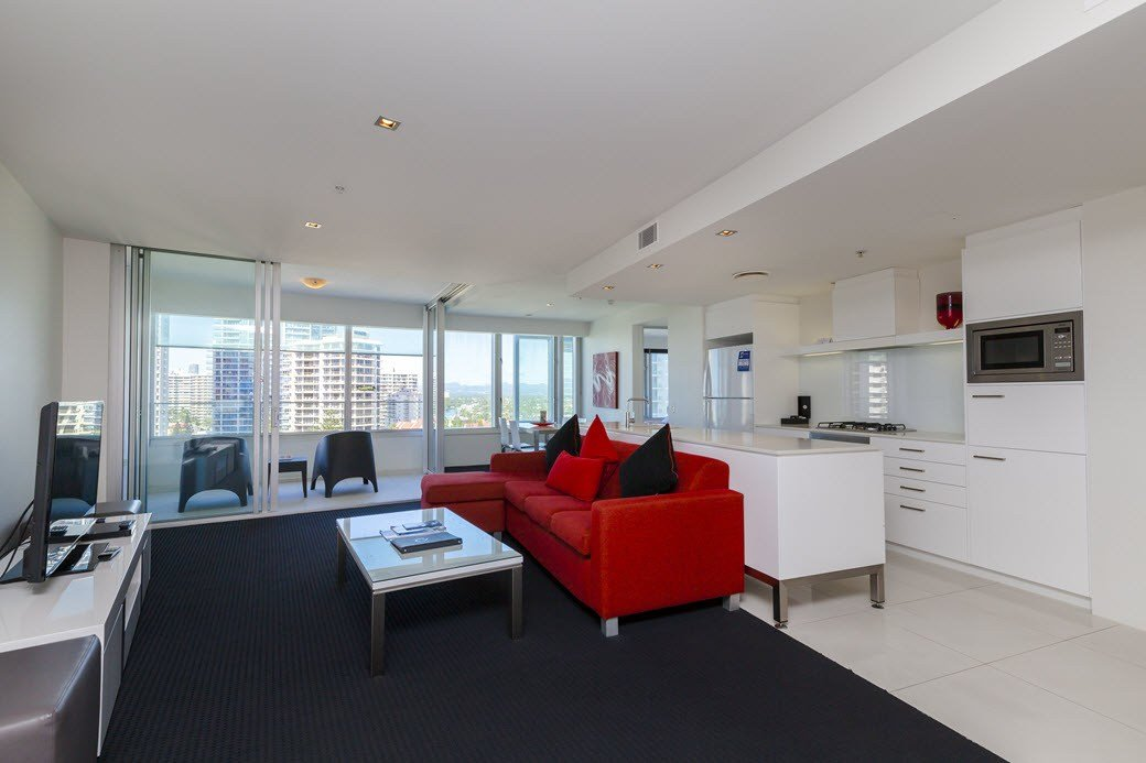 Best Q1 Resort S One Bedroom Spa Apartment Gold Coast With Pictures