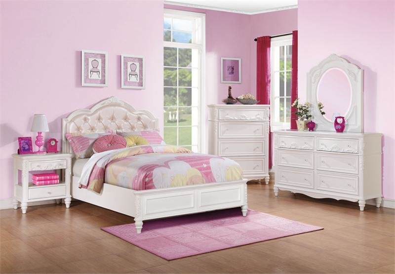 Best 400720 Coaster Caroline Princess Bedroom Collection With Pictures