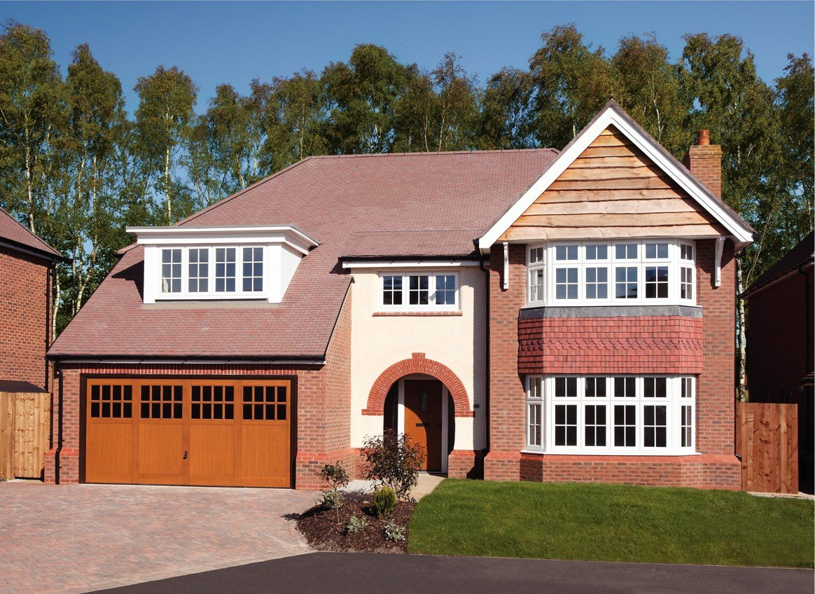 Best Ryarsh Park Ryarsh West Malling Me19 5La Redrow With Pictures
