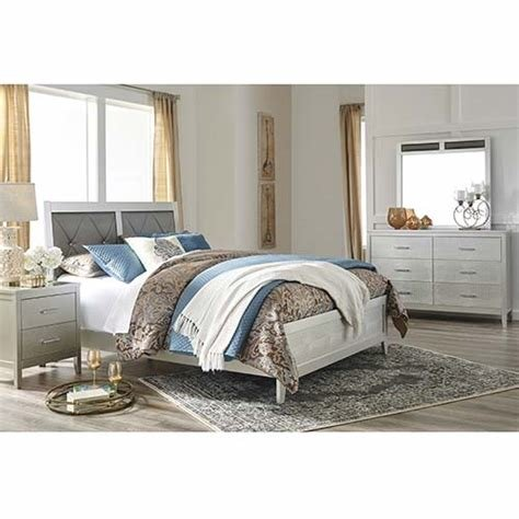Best Rent Ashley Olivet 6 Piece Queen Bedroom Set With Pictures