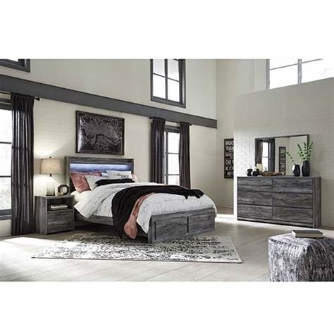 Best Rent Signature Design By Ashley Baystorm 7 Piece King With Pictures