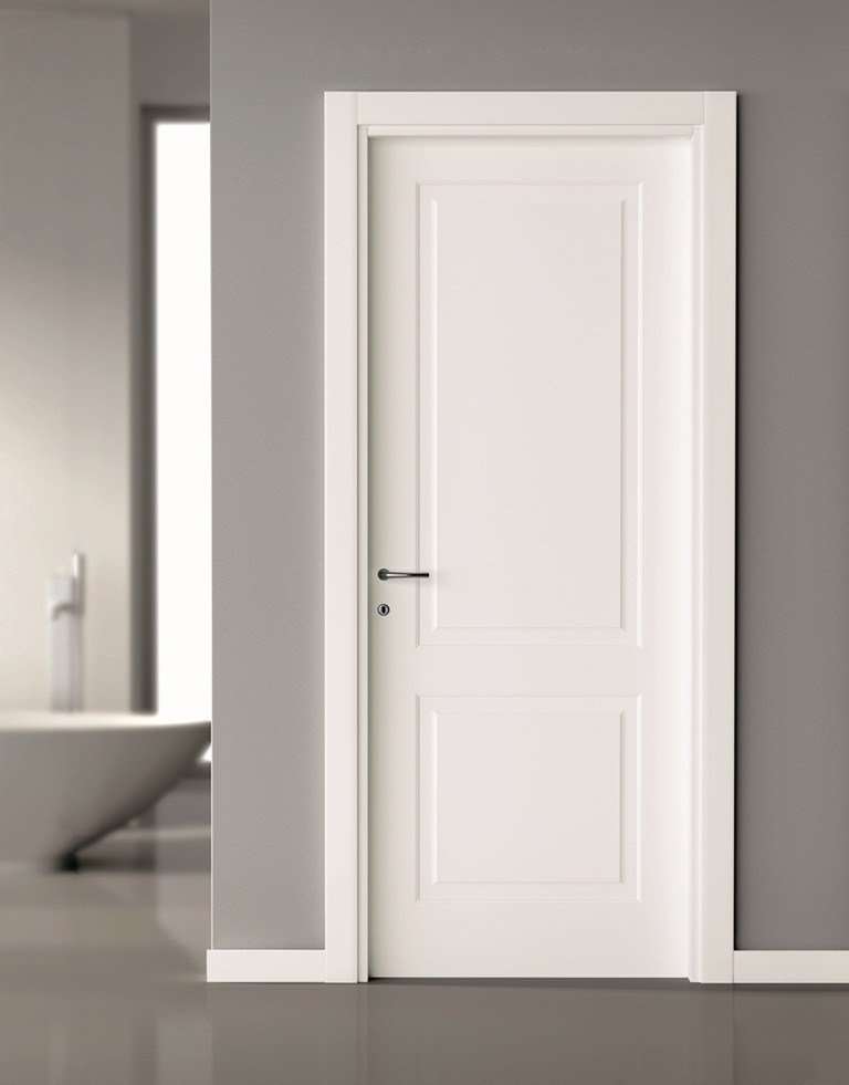 Best 2 Panel Interior Door With Pictures