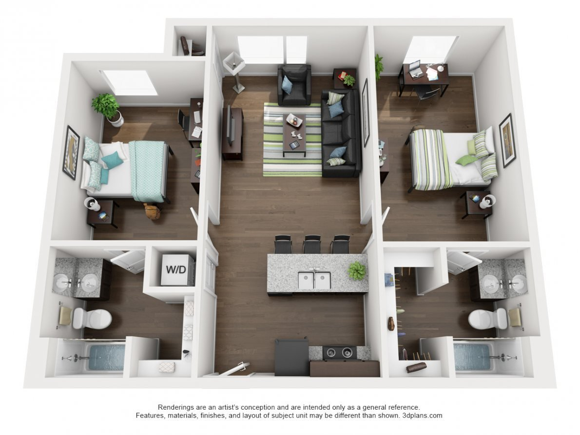 Best Nice 1 Bedroom Apartments In Stillwater Ok 1 213 Elm 2B With Pictures