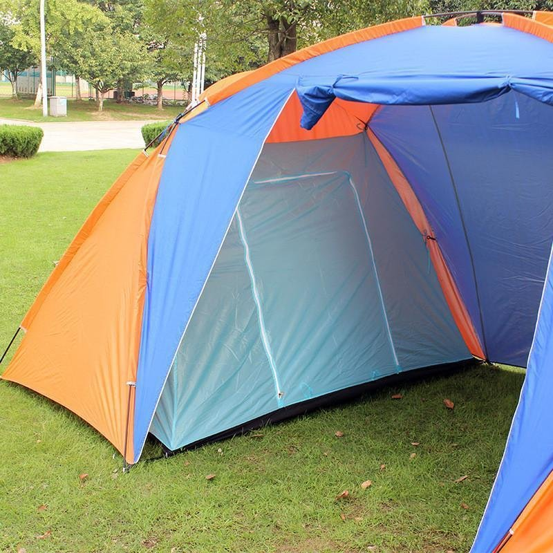 Best Outdoor Camping Tent Tourist Big Two Bedrooms 4 Season 4 With Pictures