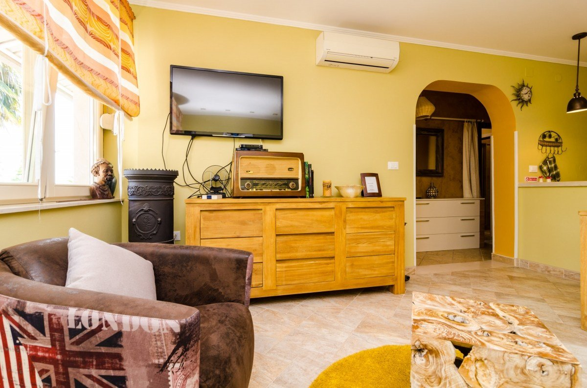 Best Spacious Two Bedroom Apartment In A Villa With Pool Www With Pictures