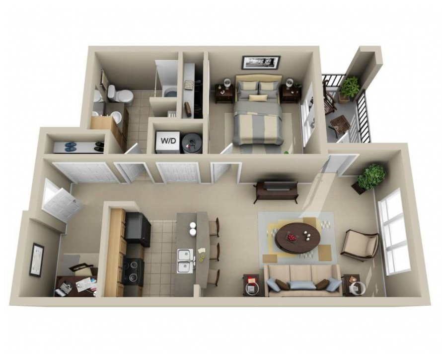 Best 2 Bedroom Apartments Seattle Sportntalks Home Design With Pictures