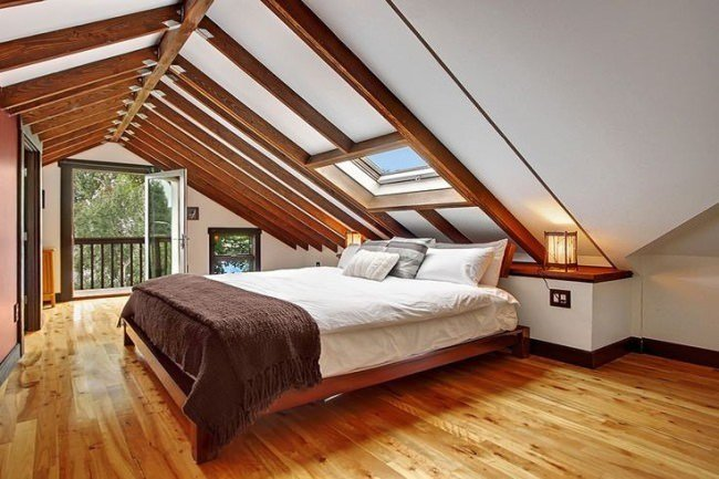 Best Convert Your Attic Into A Bedroom With Pictures