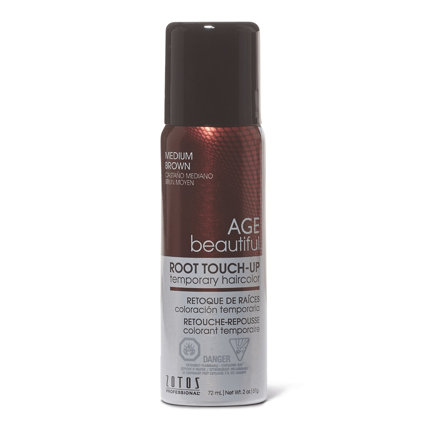Free Medium Brown Agebeautiful Root Touch Up Spray Sally Beauty Wallpaper