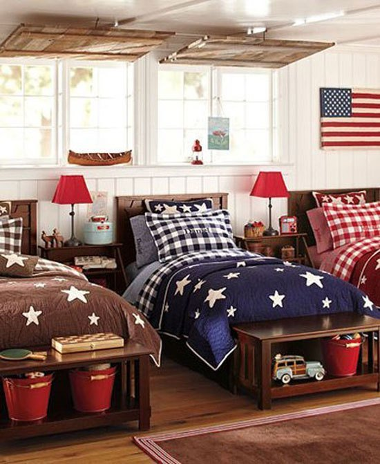 Best Decorating With Color Red White And Blue With Pictures