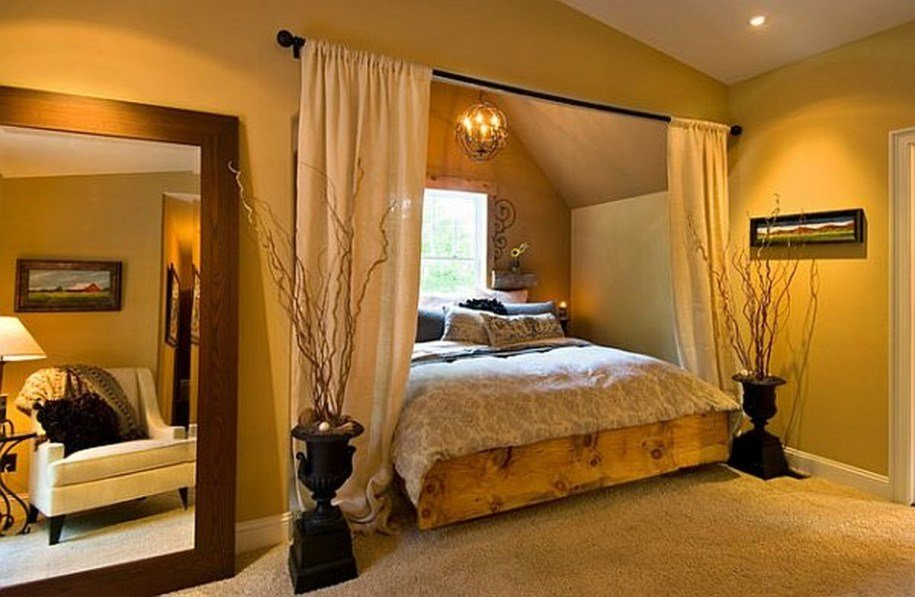 Best 35 Rustic Bedroom Design For Your Home – The Wow Style With Pictures