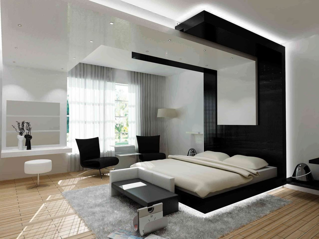 Best 25 Beautiful Bedroom Ideas For Your Home – The Wow Style With Pictures