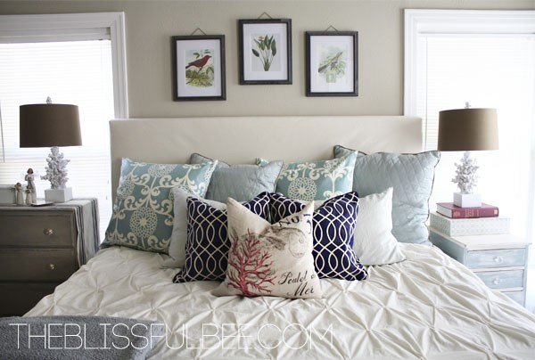 Best Master Bedroom Reveal – The Blissful Bee With Pictures