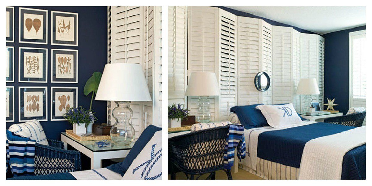 Best Color Roundup Using Navy Blue In Interior Design The With Pictures