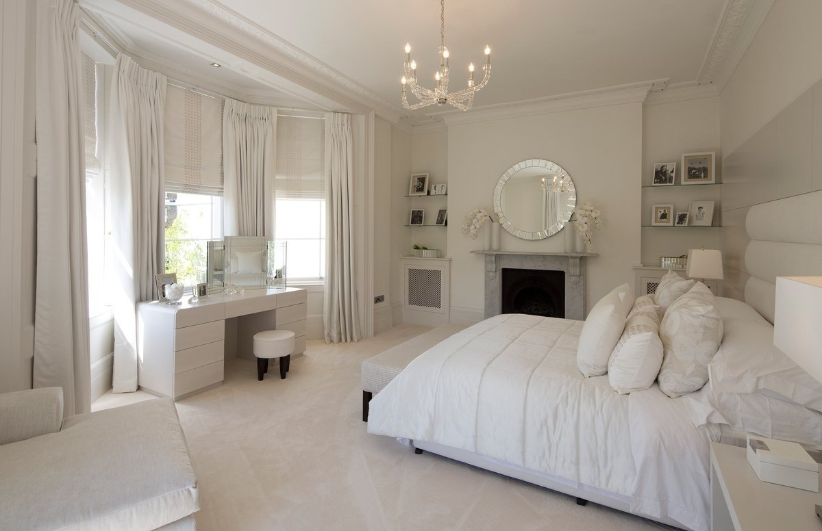 Best White Bedroom Decorating Ideas Theradmommy Com With Pictures