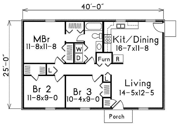 Best 1000 Square Foot House Plans 1 Bedroom 10000 Square Foot With Pictures