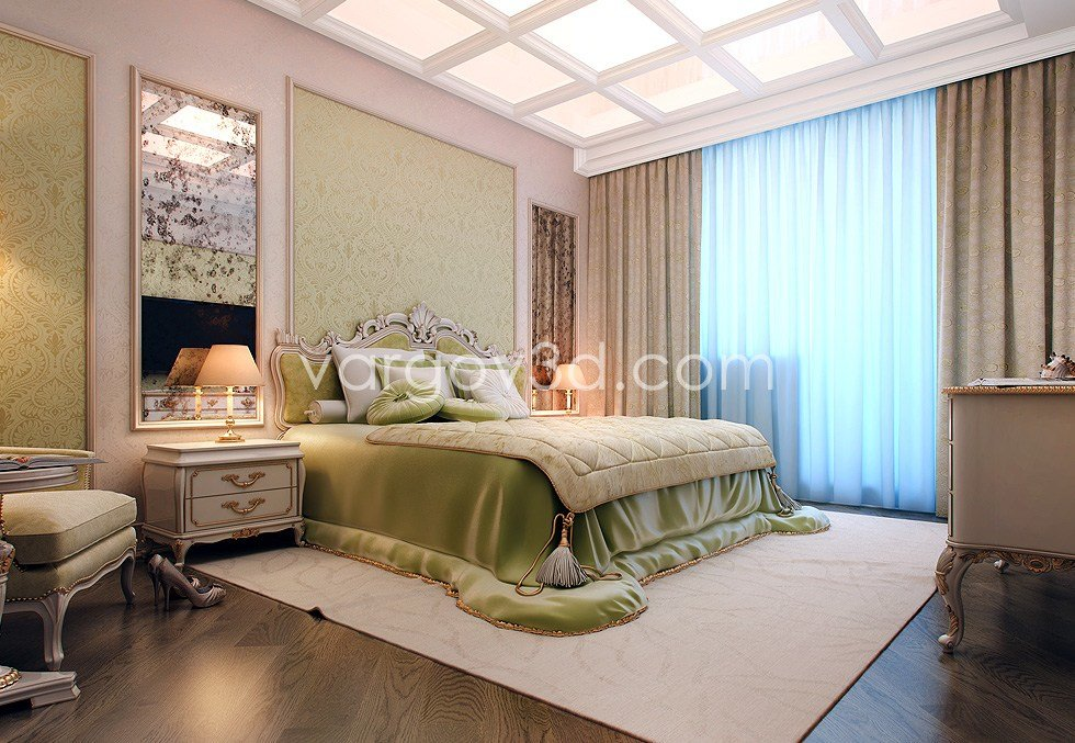 Best 3D Scene Vray Bedroom With Pictures