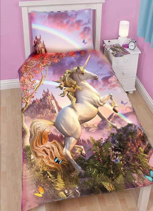 Best Unicorn Themed Bedroom Ideas Pure Magic Wall Art Kids With Pictures