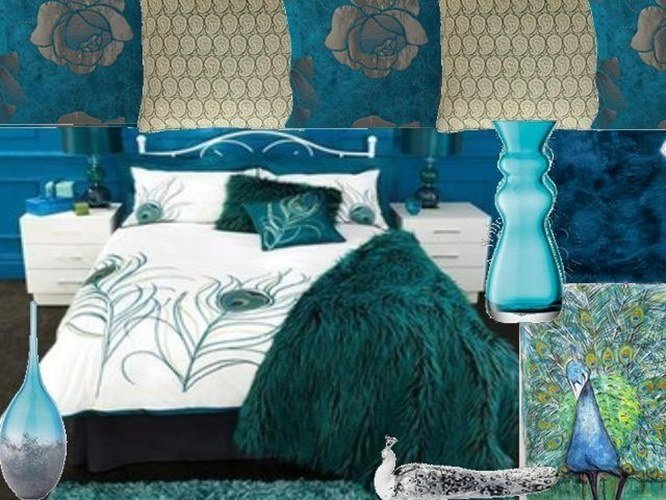 Best How To Have A Cozy Bedroom With Peacock Home Decor With Pictures