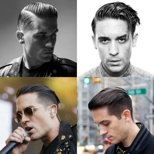 Free G Eazy Hairstyle Men S Hairstyles Haircuts 2017 Wallpaper