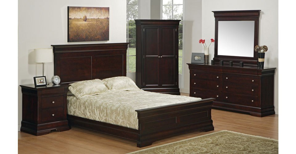 Best Phillipe Bedroom Set 1 Millbank Family Furniture With Pictures
