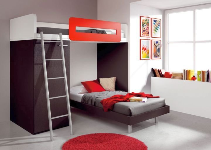 Best 18 Stunning Black And Red Bedroom Ideas With Pictures