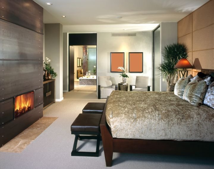 Best 18 Modern Gas Fireplace For Master Bedroom Design Ideas With Pictures