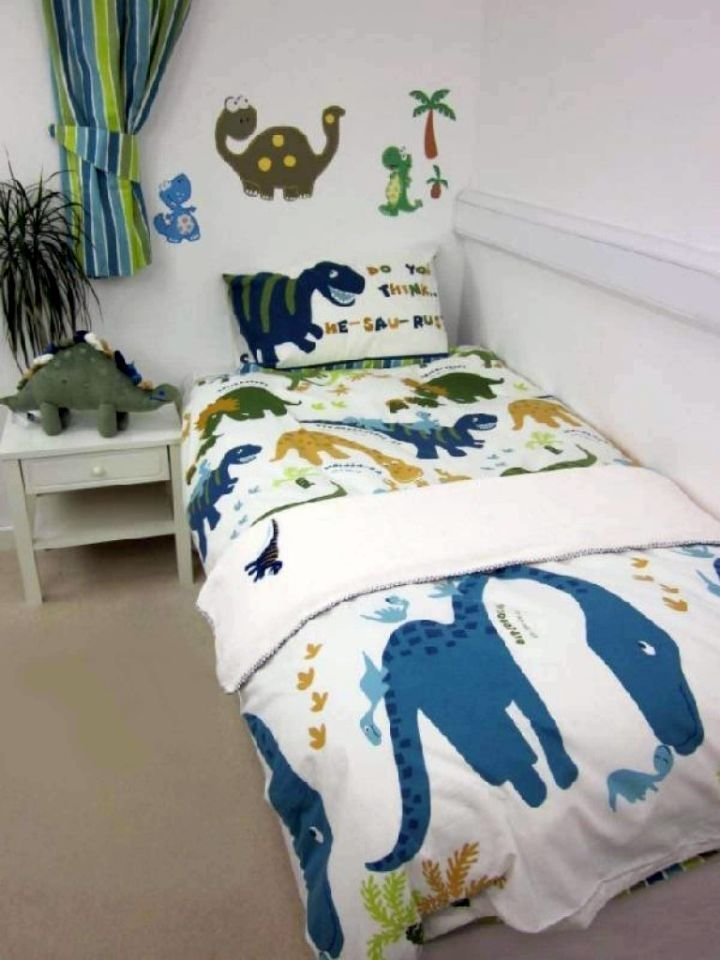 Best 17 Dinosaur Themed Bedroom Ideas For Kids With Pictures