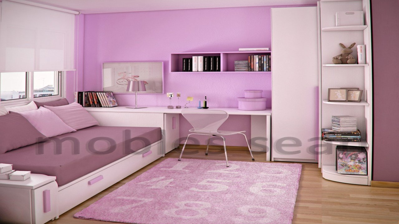 Best Small Girls Room Girls Room Ideas For Small Spaces For With Pictures