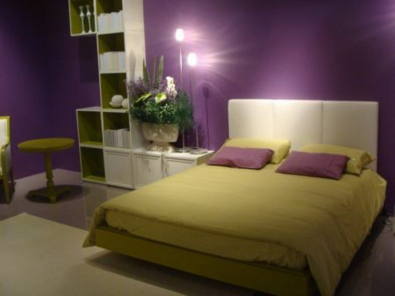 Best Green And Purple Room Decorating With Purple And Green With Pictures