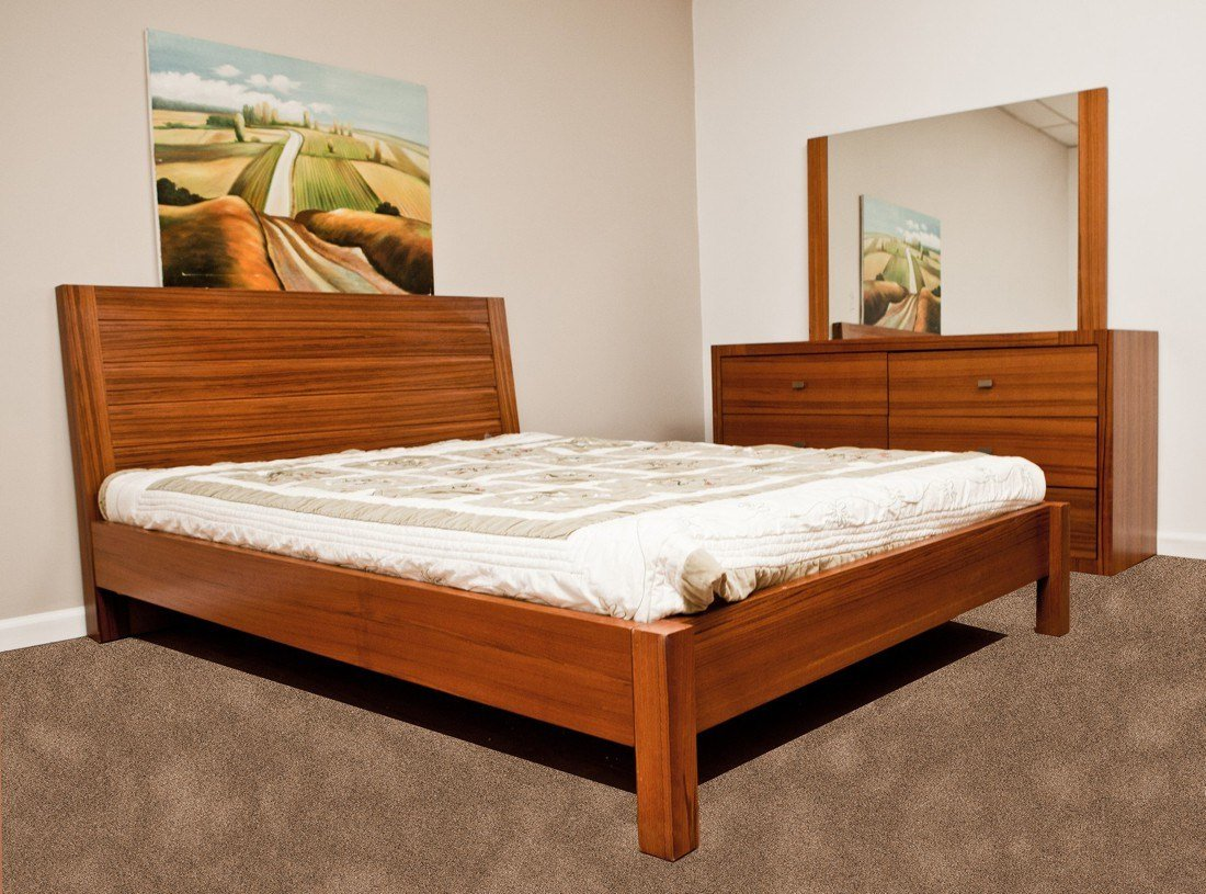 Best Alpha Teak Bedroom Furniture Set By Beverly Hills Neo With Pictures