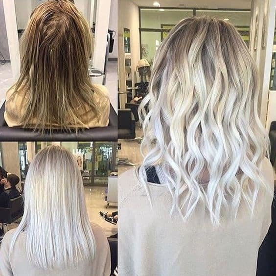 Free 21 Extraordinary Icy Platinum Hair Color Ideas 2018 2019 On Haircuts On Haircuts Wallpaper