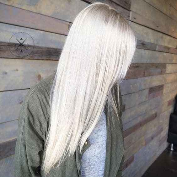 Free 21 Extraordinary Icy Platinum Hair Color Ideas 2016 – 2017 Wallpaper