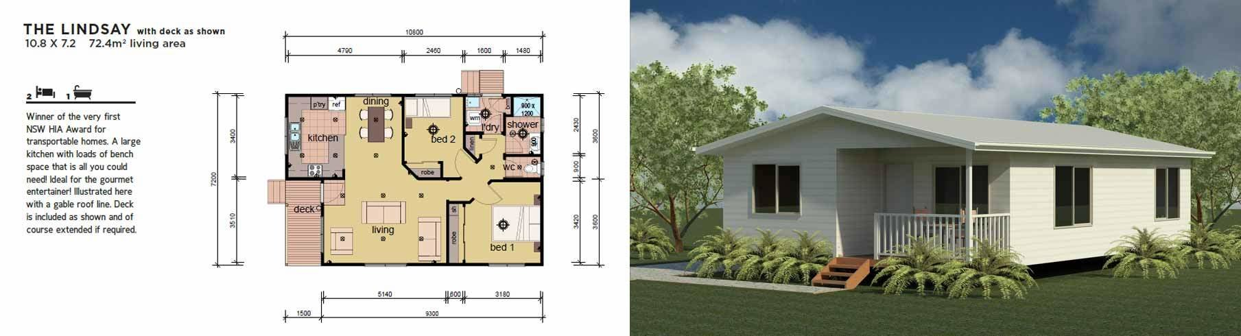 Best 2 Bedroom Manufactured Home Design Plans Parkwood Nsw With Pictures