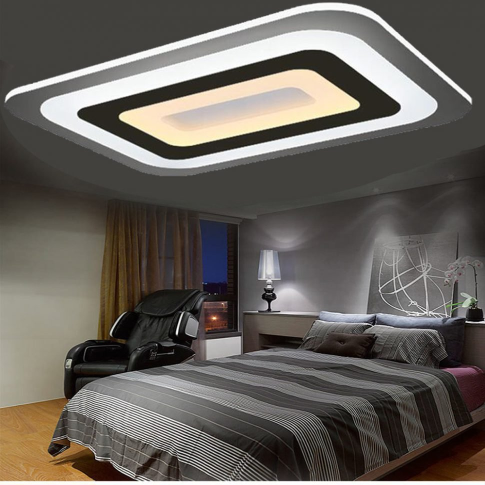 Best Uncategorized Modern Ceiling Lights Bedroom Wood Ceiling With Pictures